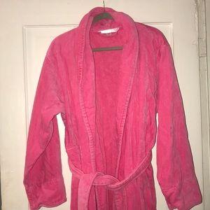 *SOLD*Victoria's Secret bathrobe size M/L